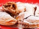 Рецепта Емпанадас де дулсе - мексикански банички с банани, ябълки, орехи и канела